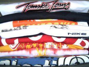 T-shirt bedrucken